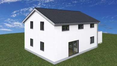 mainHAUS - Individualwohnhaus Bergtheim