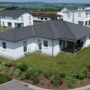 mainHAUS - Häuser: Bungalow Beispiel Außenansicht