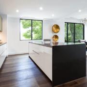 mainHAUS - Häuser: Cubushaus Wohnbeispiel