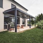 mainHAUS - Häuser: Individualhaus Außenansicht Beispiel