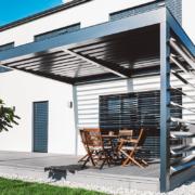 mainHAUS - Häuser: Stadtvilla Außenansicht Beispiel