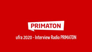 mainHAUS - Interview mit Radio PRIMATON auf der ufra 2020