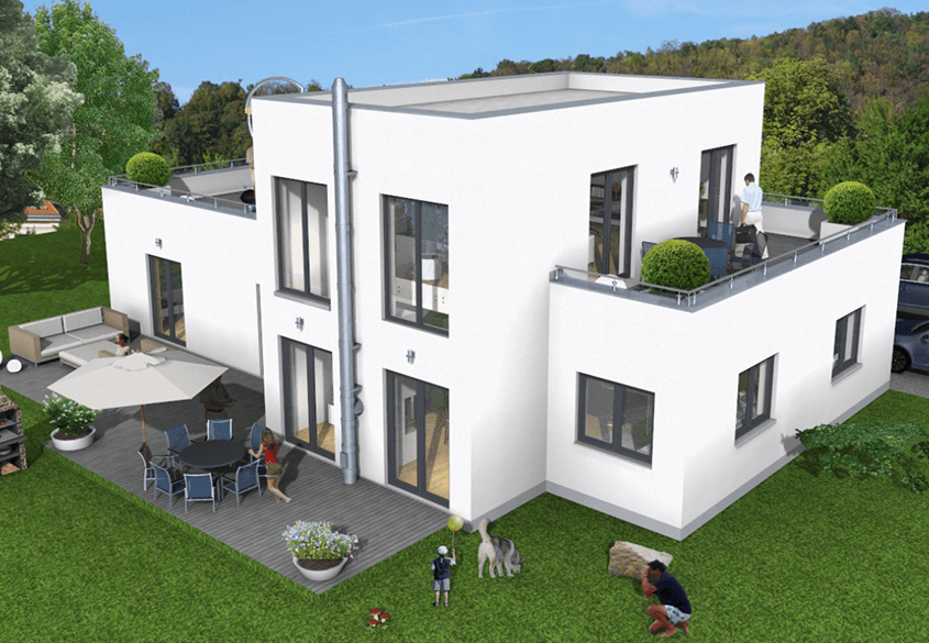 mainHAUS - Haustyp Studiohaus Teaser