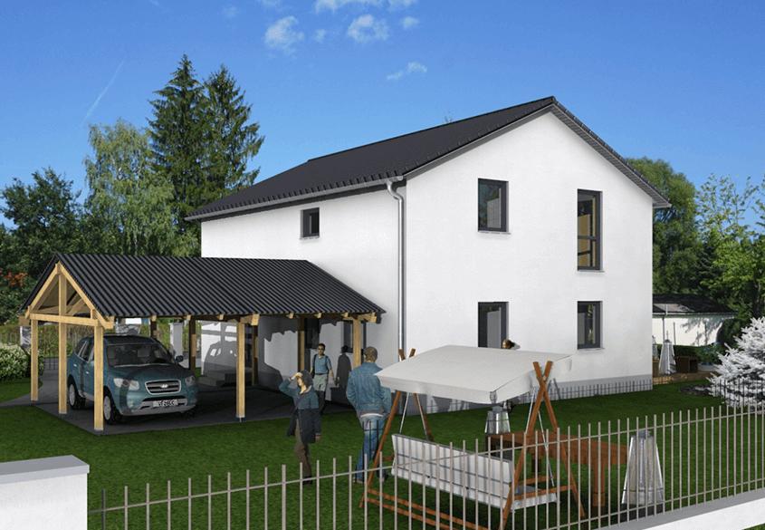 mainHAUS - Haustyp Individualhaus Teaser