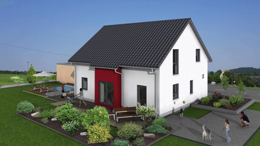 mainHAUS - Haustyp Jungfamilienhaus Teaser