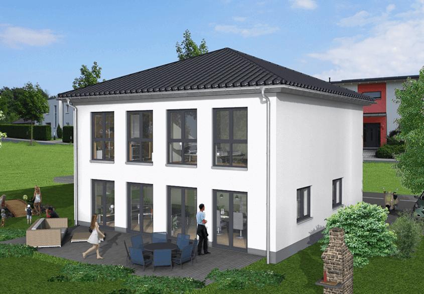 mainHAUS - Haustyp Stadtvilla Teaser