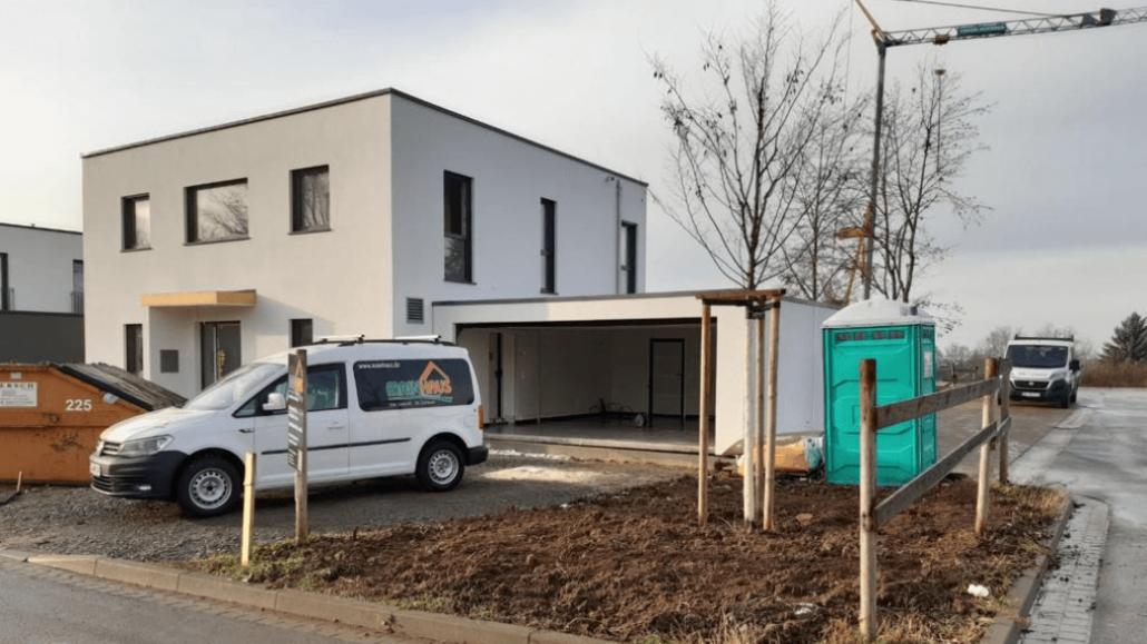 mainHAUS - Cubushaus Stadt Schweinfurt - 3D Ansicht