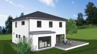 mainHAUS - Stadthaus Stadtlauringen - 3D-Ansicht