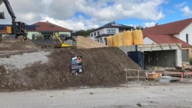mainHAUS - Stadthaus Stadtlauringen - Bauarbeiten